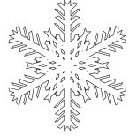 Snowflakes, How To Draw Snowflakes Coloring Page: How to Draw Snowflakes Coloring Page