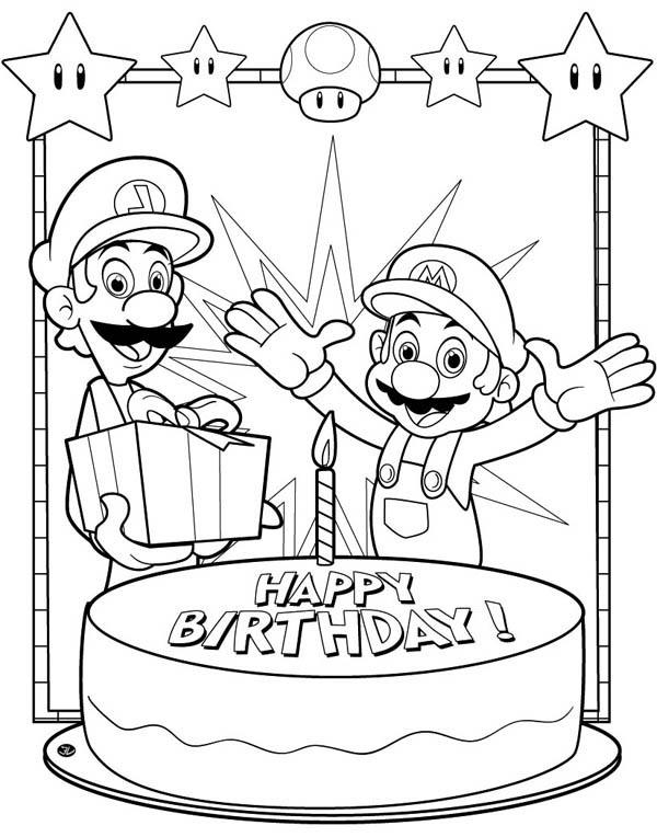 Happy Birthday, : happy birthday color