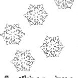 Snowflakes, Snowflakes From Heaven Coloring Page: Snowflakes from Heaven Coloring Page