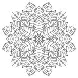 Poinsettia, Awesome Drawing Of Poinsettia Coloring Page: Awesome Drawing of Poinsettia Coloring Page