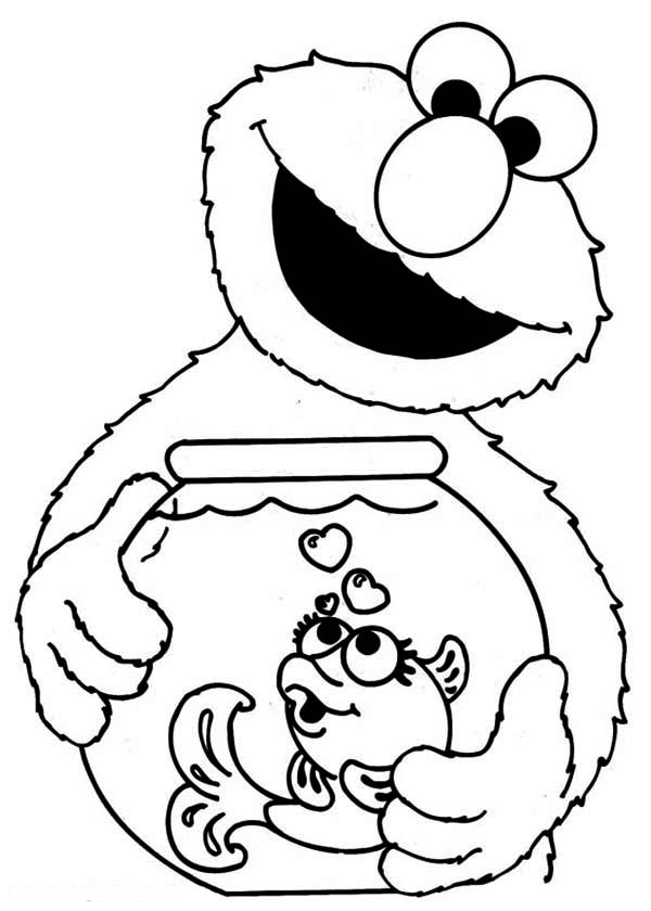 Coloring Pages Sesame Street Coloring Pages Sesame Street