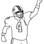 NFL, NFL Coloring Page: NFL Coloring Page