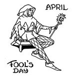 April fools, April Fools Day Trolling Coloring Page: April Fools Day Trolling Coloring Page