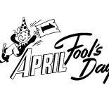 April fools, Every Jokes Is Legal On April Fools Day Coloring Page: Every Jokes is Legal on April Fools Day Coloring Page