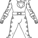 Power Rangers, Kids Drawing Of Power Rangers Coloring Page: Kids Drawing of Power Rangers Coloring Page