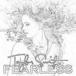 Taylor Swift, Taylor Swift Album Fearless Coloring Page: Taylor Swift Album Fearless Coloring Page