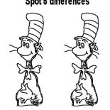 The Cat in the Hat, The Cat In The Hat Game Coloring Page: The Cat in the Hat Game Coloring Page