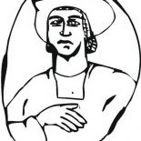 Columbus Day, Columbus Day Legacy Coloring Page: Columbus Day Legacy Coloring Page