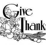 Canada Thanksgiving Day, Give Thanks To Our Lord On Canada Thanksgiving Day Coloring Page: Give Thanks to Our Lord on Canada Thanksgiving Day Coloring Page