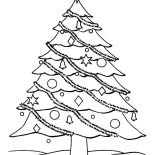 Christmas Trees, Decorate Your Christmas Trees Coloring Pages: Decorate Your Christmas Trees Coloring Pages