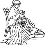 Independence Day, Betsy Ross Sewed USA Flag For Independence Day Event Coloring Pages: Betsy Ross Sewed USA Flag for Independence Day Event Coloring Pages