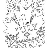 Canada Day, Canada Day 2015 At July 1st Coloring Pages: Canada Day 2015 at July 1st Coloring Pages