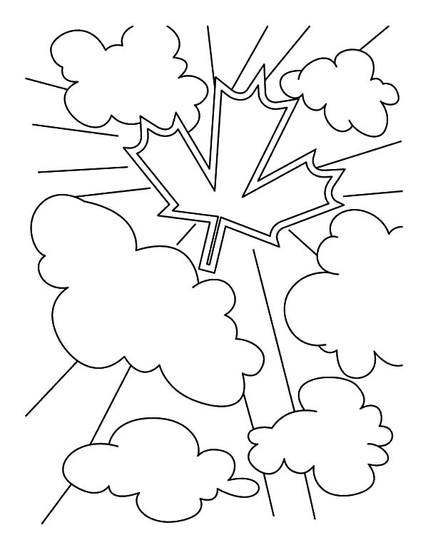 Canada Day, : Patriotic Canada Symbol for Canada Day 2015 Coloring Pages