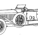 Model t Car, Brand New Model T Car Coloring Pages: Brand New Model T Car Coloring Pages