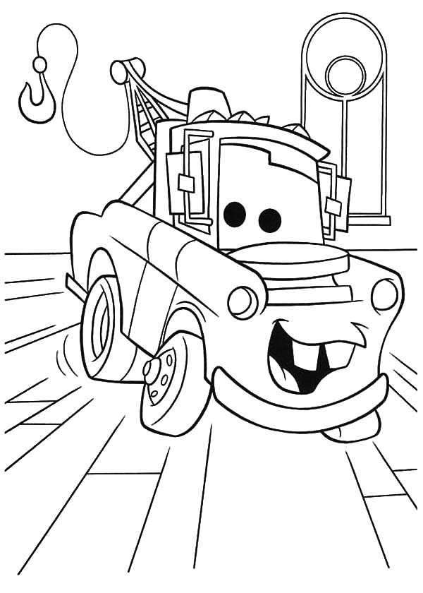 Coloring in cars coloring pages from the 2 Disney movies | 840x600