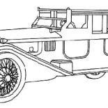 Model t Car, Expensive Model T Car Coloring Pages: Expensive Model T Car Coloring Pages
