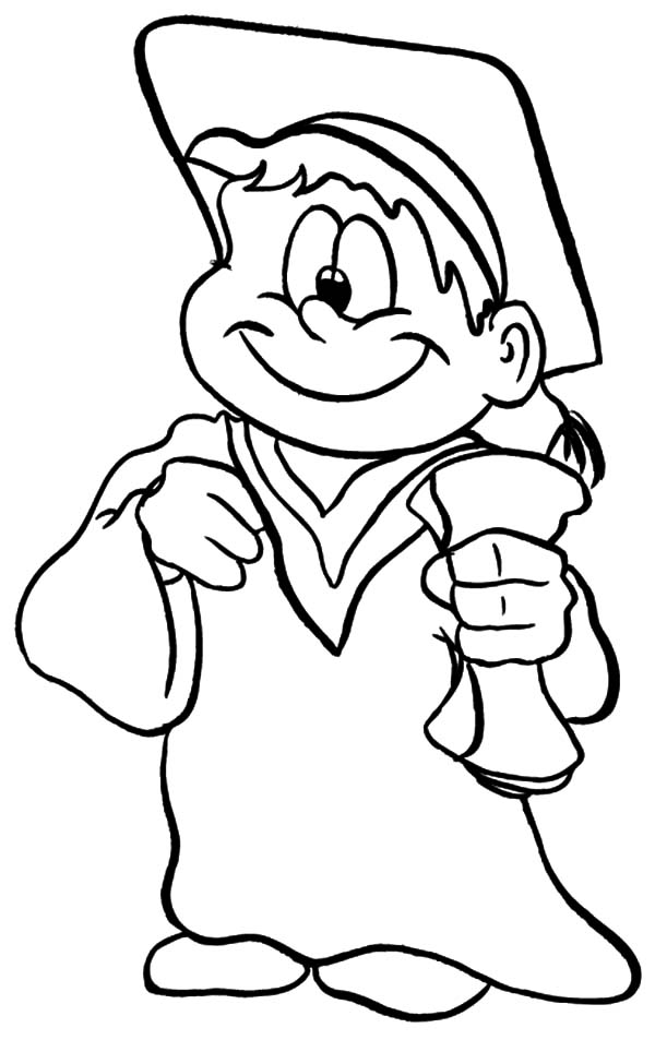 Winter Clothes Coloring Page 02 | Free Winter Clothes Coloring Page | 964x600