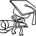 Graduation, Graduation Kit Coloring Pages: Graduation Kit Coloring Pages