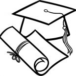 Graduation, How To Draw Diploma And Graduation Cap Coloring Pages: How to Draw Diploma and Graduation Cap Coloring Pages