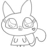 Moshi, How To Draw Moshi Monster Coloring Pages: How to Draw Moshi Monster Coloring Pages