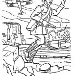 Military, Japan Military World War Coloring Pages: Japan Military World War Coloring Pages