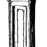 Grandfather Clock, Longcase Grandfather Clock Coloring Pages: Longcase Grandfather Clock Coloring Pages