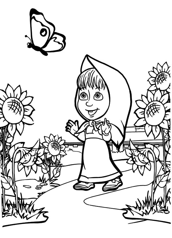 Free Printable Butterfly Coloring Pages For Kids | 832x600