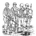 Military, Military Nation Coloring Pages: Military Nation Coloring Pages