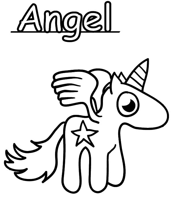 Moshi, : Moshi Monster Angel Coloring Pages