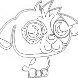 Moshi, Moshi Monster Coloring Pages For Kids: Moshi Monster Coloring Pages for Kids