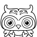 Moshi, Moshi Monster Professor Purplex Coloring Pages: Moshi Monster Professor Purplex Coloring Pages