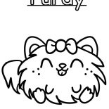 Moshi, Moshi Monster Purdy Coloring Pages: Moshi Monster Purdy Coloring Pages