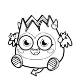 Moshi, Picture Of Moshi Monster Diavlo Coloring Pages: Picture of Moshi Monster Diavlo Coloring Pages