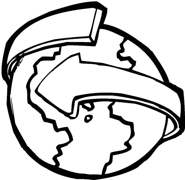 Mars, : Planet Mars Evolved Coloring Pages
