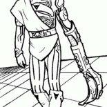 Tron, The Young Kevin Flynn Tron Coloring Pages: The Young Kevin Flynn Tron Coloring Pages