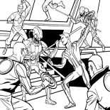 Tron, Tron Legacy Coloring Pages For Kids: Tron Legacy Coloring Pages for Kids