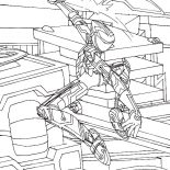 Tron, Tron Legacy The Movie Coloring Pages: Tron Legacy the Movie Coloring Pages